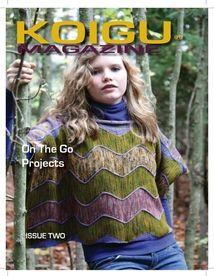 KOIGU, KOIGU WOOL DESIGNS Koigu Magazine