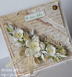 Affordable Wedding Venues Near Me Mixed Media Cards, Shabby Chic Cards, Card Making Tutorials, Beautiful Handmade Cards, Heartfelt Creations, Pretty Cards, Paper Cards, Creative Cards, Flower Cards