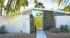 Mid-century Palm Springs