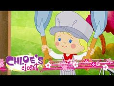 Chloe's Closet - Train Conductor Chloe! | Full Episodes | Cartoons for Kids - YouTube Little Girl Names, Little Girls, Chloe's Closet, Today Episode, Security Blanket, Conductors, Full Episodes, Cartoon Kids, Playing Dress Up