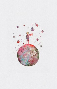 The Little Prince/ Le petit Prince Handy Wallpaper, Screen Wallpaper, Wallpaper Backgrounds, Wallpaper Mundo, Orange Wallpaper, Wallpaper Space, Pattern Wallpaper, Wallpaper Quotes, Cute Mobile Wallpapers