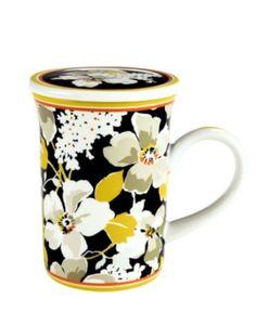 Porcelain Mug with Cover | Vera Bradley