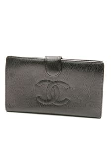 chanel-black-caviar-leather-classic-cc-french-wallet