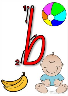 Each letter has a starting point, a directional arrow, and a sequence of movements to assist students with the correct letter formation. Tracing Letters, Preschool Letters, Preschool Worksheets, Printable Worksheets, Alphabet Letters, Handwriting Worksheets, Handwriting Practice, Visible Learning, Initial Sounds