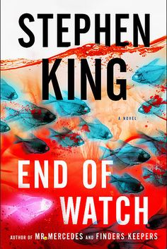 End of Watch by Stephen King | These Are The Books Readers Are Most Excited For In 2016