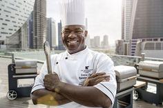 Bob Grillson in Dubai