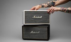 LOUD SPEAKER - Jawbone vs. Marshall