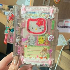 Bullet Journal Ideas Pages, Bullet Journal Inspiration, Pink Aesthetic, Aesthetic Anime, Cute Journals, Hello Kitty Items, Hello Kitty House, Cute Stationery, Stationary