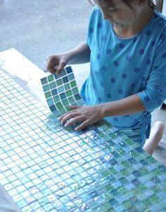 assistant tile helper