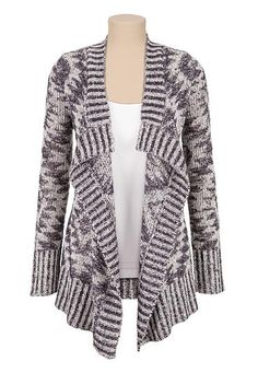 ethnic print blanket cardiwrap (original price, $44) available at #Maurices