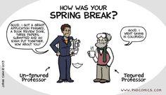 "PhD Spring ""Break"""