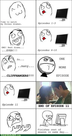 And that's how i finished 133 episodes of ugly alert and many other dramas. Lol.