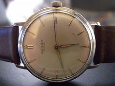 Vintage Herren Armbanduhr JEAN PERRET Genéve, 34 mm, mechanisches Automatik-Werk