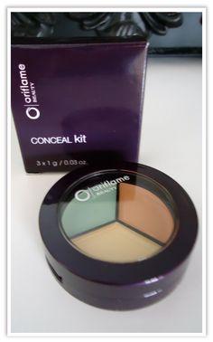 Kit corrector de Oriflame Beauty.  Hazte VIP aquí, http://www.haztevip.es/mariaelena