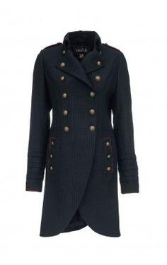Moloh Imperial Coat Military Style Jackets b82ec785b952