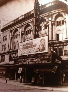 The Majestic Theatre, Bridgeport CT 1937