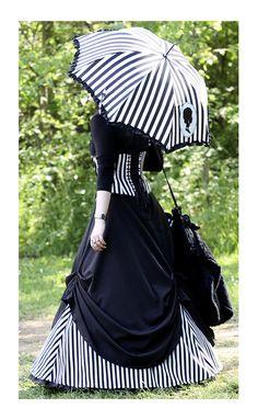 striped steampunk