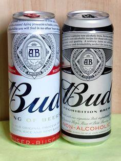 "Set Empty Cans Of Ukrainian Beer ""Bud"" , 500 ml, Kharkov, Ukraine, 2017 - 2 pcs."