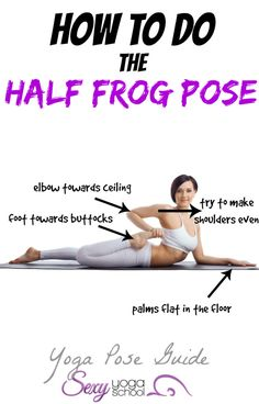 Yoga poses offer numerous benefits to anyone who performs them. There are basic yoga poses and more advanced yoga poses. Here are four advanced yoga poses to get you moving. Yoga Restaurativa, Yoga Moves, Yoga Meditation, Yoga Exercises, Yoga Beginners, Frog Pose Yoga, Yoga Fitness, Pilates, Ju Jitsu
