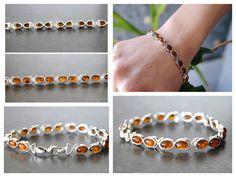 925 bracelet en argent ambre de la Baltique 16,1gr  20cm Bracelets, Ebay, Jewelry, Baltic Amber, Money, Jewlery, Bijoux, Schmuck, Jewerly