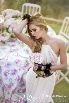 18 mejores imágenes de Trendsetter brides   Novias rompedoras  e408fd07290