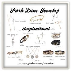 Inspirational Jewelry by Park Lane by nayshell on Polyvore featuring Park Lane