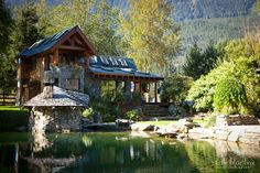 Green Water Resort is the perfect location for your dream wedding! With intimate gardens and spring fed pond set against the serene Lillooet river, we truly provide you with an unforgettable event. Our venue is the ideal location to accommodate all of . Wedding Stuff, Dream Wedding, Wedding Ideas, Wedding Locations, Wedding Venues, Fairytale Weddings, Whistler, Getting Married, Pond