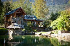 Green water resort pemberton