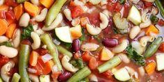 L'authentique et indémodable...La soupe Minestrone à la mijoteuse - Recettes - Ma Fourchette