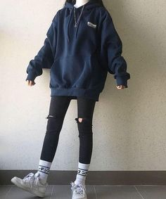 cute outfits for school / cute outfits ; cute outfits for school ; cute outfits for winter ; cute outfits with leggings ; cute outfits for school for highschool ; cute outfits for women ; cute outfits for school winter Vintage Outfits, Retro Outfits, 80s Style Outfits, Vintage Fashion, Mode Outfits, Fashion Outfits, Fashion Fashion, Korean Fashion, Winter Fashion