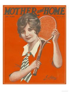 30 TENNIS-THEMED MAGAZINE COVERS THROUGHOUT HISTORY