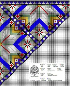 Perlesøm på stramei, bunad. – Vevstua Bull-Sveen Bead Crafts, Arts And Crafts, Art Crafts, Palestinian Embroidery, Bead Crochet Rope, Chart Design, Loom Beading, Cross Stitch Patterns, Beads