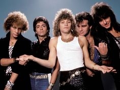 80s bands | Top 5 Hair Bands Of The '80s | Music News + Gossip | VH1 Music