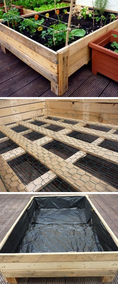 DIY Planter Box from Pallets | Click Pic for 20 DIY Garden Ideas on a Budget | DIY Backyard Ideas on a Budget for Kids #gardeningdiy