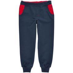 Fleece tracksuit pants - 120454