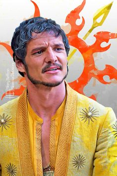 Oberyn Martell   via Hilarious Delusions Facebook page