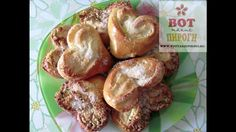 "Плюшка ""Сердечко"" French Toast, Bread, Danish Pastries, Cooking, Breakfast, Recipes, Food, Kitchens, Kitchen"