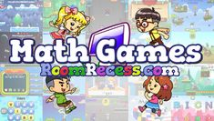 Free math games for kids online. Cool math games that are fun make learning more enjoyable for kids. Multiplication Games For Kids, Number Games Preschool, Free Math Games, Math Games For Kids, Kindergarten Games, Educational Games For Kids, Preschool Math, Fun Math, Educational Websites