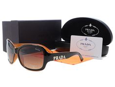 f3708f59f6c Cheap Prada Metal Logo Gradient Lenses Sunglasses Black Pin It PRADA14473 Prada  Sunglasses