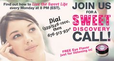 Sweet Minerals is a NEW Social Selling Makeup Company ❤ NOW HIRING Founding Members ❤ Find out how to live the Sweet Life every Monday at 8 PM (EST). Dial 559-546-1200, then 676-513-931#