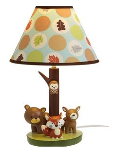 Woodland and Nature Theme Nursery Decor