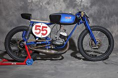 RocketGarage Cafe Racer: Rapido 48 - Ducati 48TS