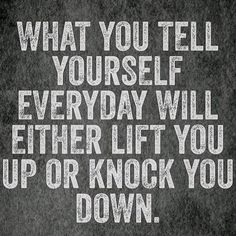 You keep a positive mind and the rest will follow. You talk in a positive manner about yourself then you will think it. Don't worry what others say because their opinions don't mean as much as yours does. #cresultsfitness #motivation #life #lifestyle #love #happiness #better #positivevibes #hustle #grind #fit #fitspo #fitfam #fitness #personaltrainer #personaltraining #bodybuilding #goals #nj #work #gym #igfit #fitnessmotivation