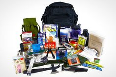 Zombie Apocalypse Survival Kit | Journal of a Sheepdog: What the Zombie Apocalypse Means To You