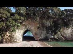 DJI Mavic Pro Drone Cathedral Cove