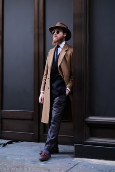 The Rabbi Tailor || Streetstyle Inspiration for Men! #WORMLAND Men's Fashion