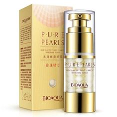 Pearl Collagen Hyaluronic Acid Face Skin Care Moisturizing Hydrating Anti Wrinkle Anti Aging Essence tony moly cream for eye bag