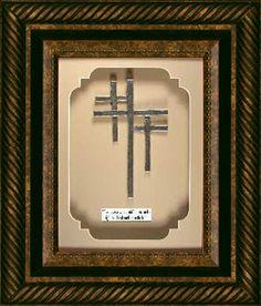 Triple Cross Shadow Box