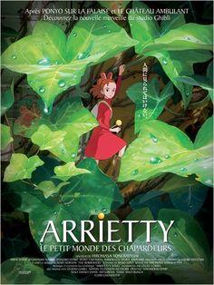 Kari-gurashi no Arietti - Arrietty Le Petit Monde des Chapardeurs