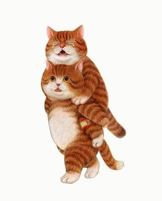 Kitty Drawing, Cute Cat Drawing, Cute Drawings, Cat Doodle, Cute Cat Wallpaper, Cute Love Cartoons, Super Cat, Dog Poster, Kawaii Cat